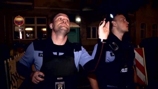 Twitter-Marathon der Berliner Polizei
